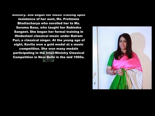 Kavita Krishnamurthy (Biography With Detail) TPT YouTube