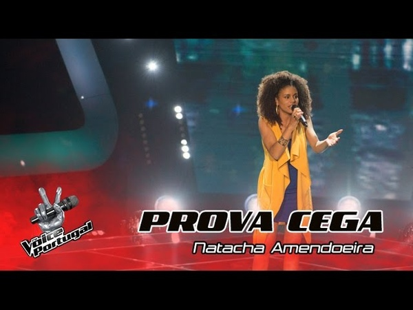 Natacha Amendoeira - Let Her Go | Provas Cegas | The Voice Portugal