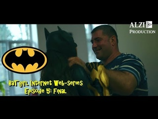 Batgirl Internet Web-series Episode 5: Final of Season 1 (Superheroine Fan Film)