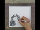 Рисование для снятие стресса