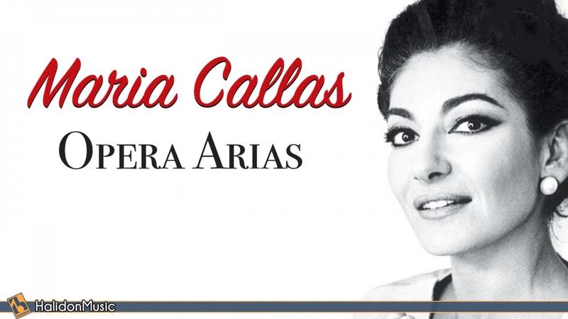 Maria Callas - Greatest Opera Arias   Tosca, La Traviata, Norma, La Bohème...