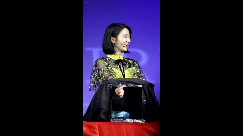 · Fancam · 180602 · OH MY GIRL (Binnie focus) - Play Game №2 · 1st Fan Concert In Taipei ·