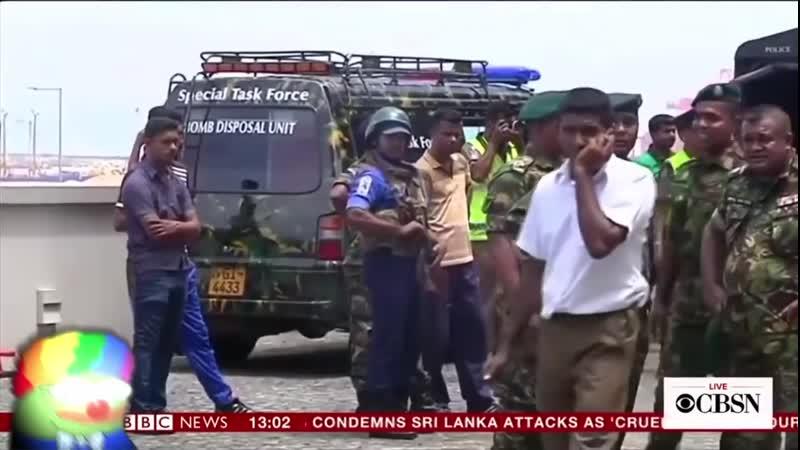 Clown World Claims Sri Lanka