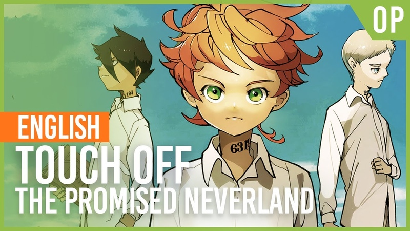 The Promised Neverland - Touch Off | ENGLISH Ver | AmaLee