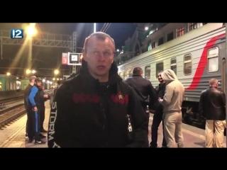 Александр Шлеменко отправился на бой с бразильцем Бруно Сильвой