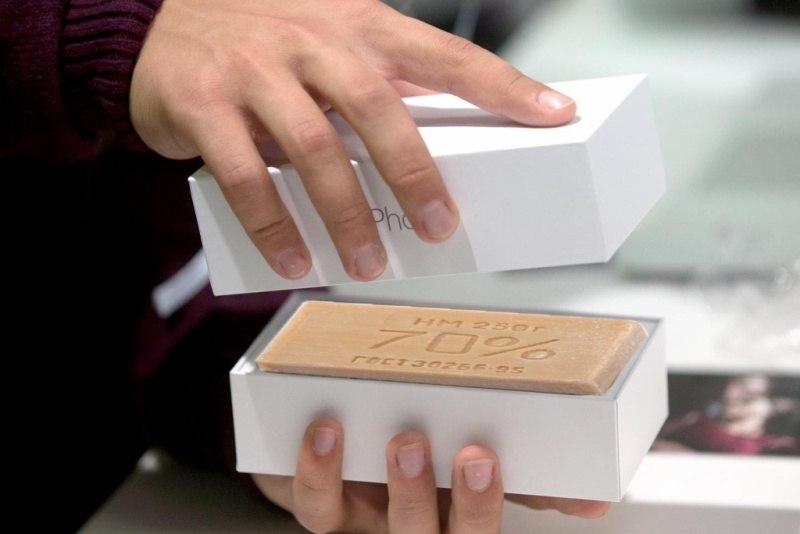 Житель Зеленчукской купил брусок мыла вместо сотового телефона за 12 тысяч рублей