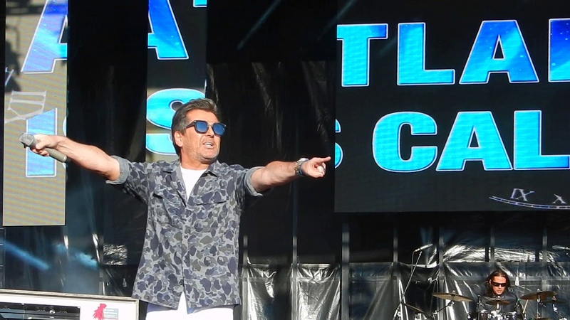 Thomas Anders Atlantis is calling live @ Schlagerhammer 2018