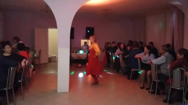 💃 Кариночка зажигает на свадьбе Рифата и Азалии 😍Умница моя ❤