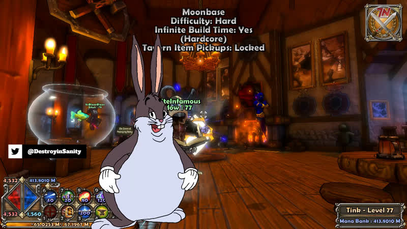 [ENG/ESP]Big Chungus 10 Return of the Chungus