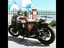 Cafe racer Suzuki GS750E A-CORN by Sparta Garage