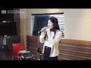 · Radio · 180404 · OH MY GIRL Hyojung - SARR · MBC FM4U Kim ShinYoungs Hope Song at Noon ·