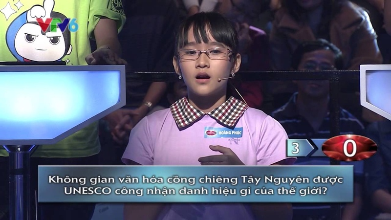 [Chinh Phục - Vietnam's Brainiest Kid 2013] Show Thi Tuần 1 - 11/12/2013