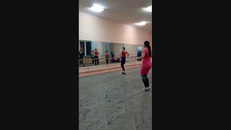 Live: АЛЛЕГРО бальные танцы, свадебный танец Ульяновск