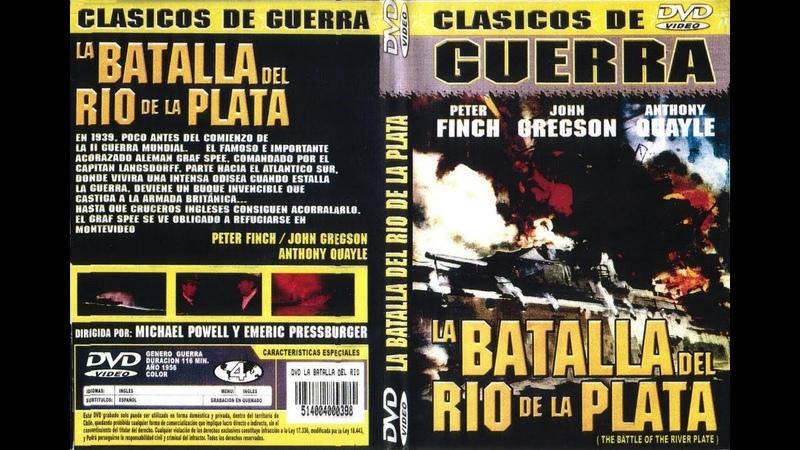 Grandes Clasicos en colorLa Batalla del Río de la Plata *1956*