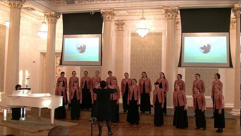 Женский хор Краснотурьинского колледжа искусств