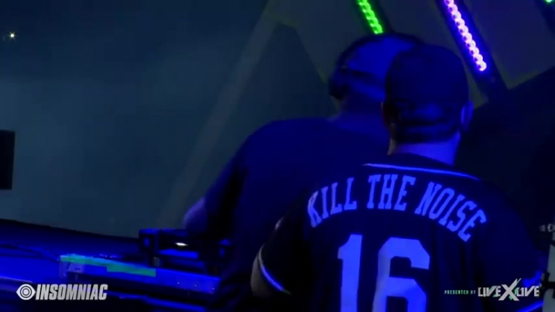 12th Planet b2b Kill the Noise - Live @ EDC Las Vegas 2018
