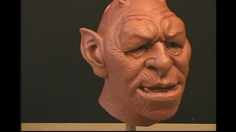 Volume 4 - Molding and Casting the Character Head. Part 1