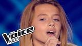 Babooshka - Kate Bush Victoria The Voice Kids France 2014 Blind Audition
