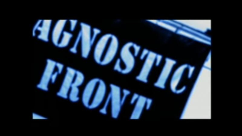 AGNOSTIC FRONT - Peace feat. Jamey Jasta