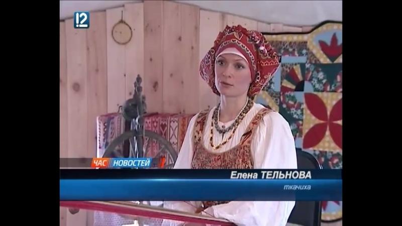 Омская умелица возродила искусство ткачества