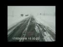 Лёг урал на дороге Курская область 17 03 2018