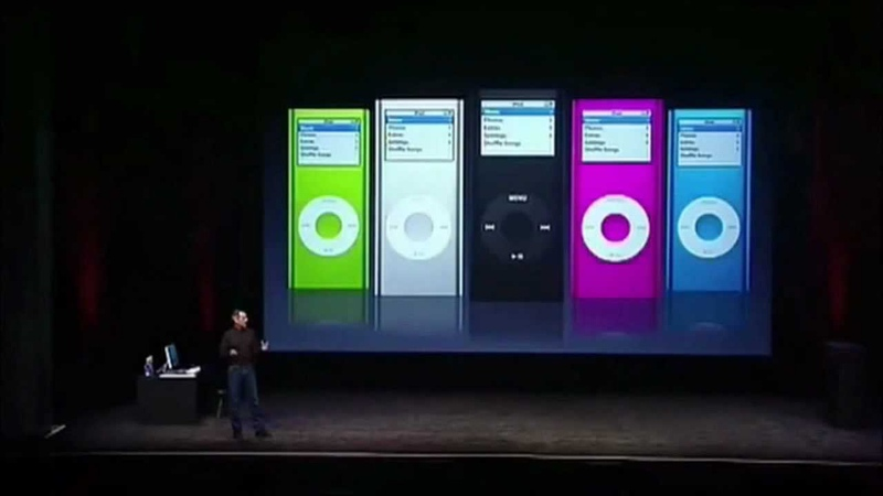 Apple Showtime Event 2006 - The 2G iPod Nano Introduction