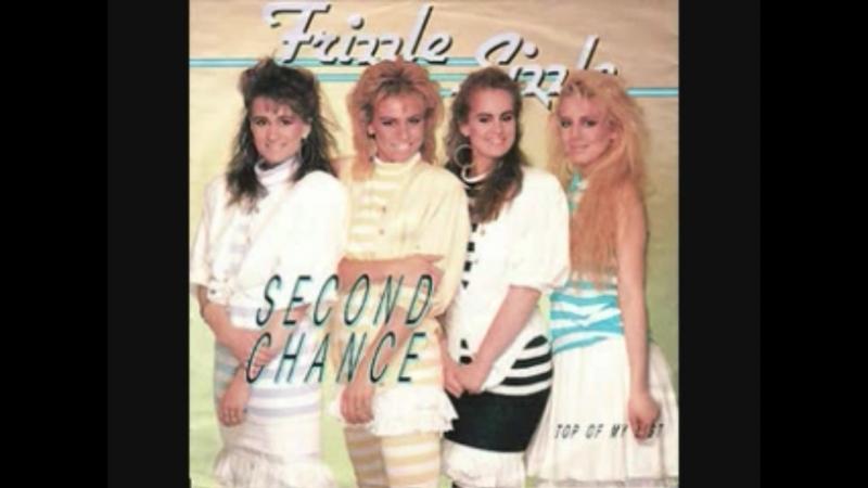 Frizzle Sizzle - Second Chance(Swiftness 01.25 Version Edit.) By Touch Down Records INC. LTD. A Fluitsma Van Thijn Production