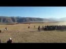 Аманбөктердегі көкпар Сарқанның 90 жылдығы
