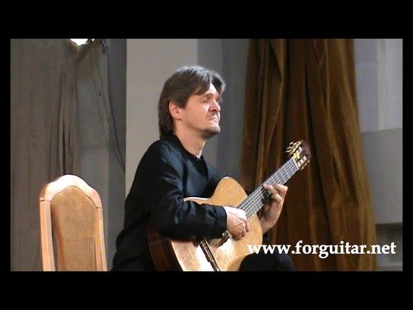 J. S. Bach - A. Marcello - Adagio, arr. M. Goldort