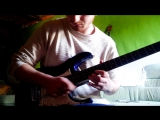 Fallen Demon -DragonForce - Heroes Of Our Time(cover)