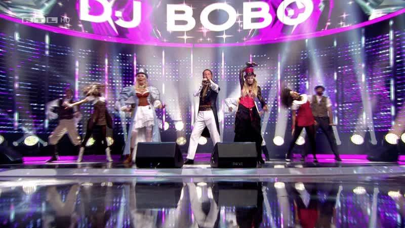 DJ BoBo - Everybody 1000 Dreams (Chartshow 90er - 2019-01-04)
