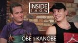 INSIDE SHOW - OBE 1 KANOBE - про VERSUS, дружбу с артистами, Птаху, семью и рэп Все о Хип-Хопе