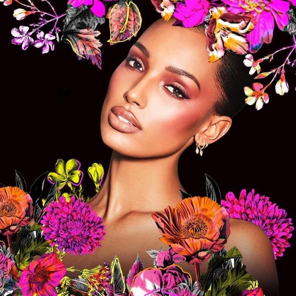 Жасмин Тукс Victorias Secret «Bombshell Wild Flower», 2019
