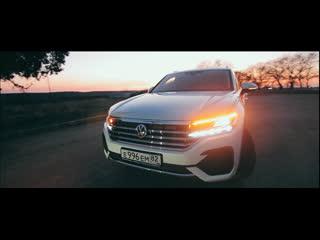 Обзор на Новый Volkswagen Touareg. Выпуск 2/6
