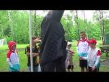 Соревнования по подтягиванию детей школ интернатов в пансионате Клязьма 19.05.2018 г.