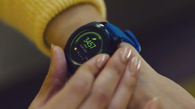 Samsung Gear Sport - Top horloge voor sporters!