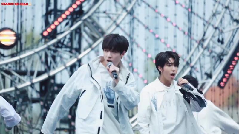 [FANCAM] 180505 Twitter Live QA COEХ C-Festival