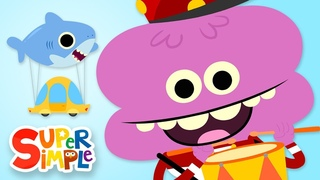 When The Band Comes Marching In | Kids Songs | Super Simple Songs