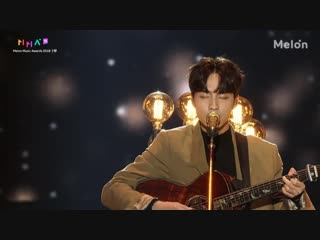 Roy Kim - Only Then @ 2018 MMA • Melon Music Awards 181201