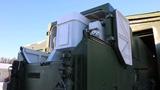 Заступление на опытно-боевое дежурство новейших лазерных комплексов Пересвет
