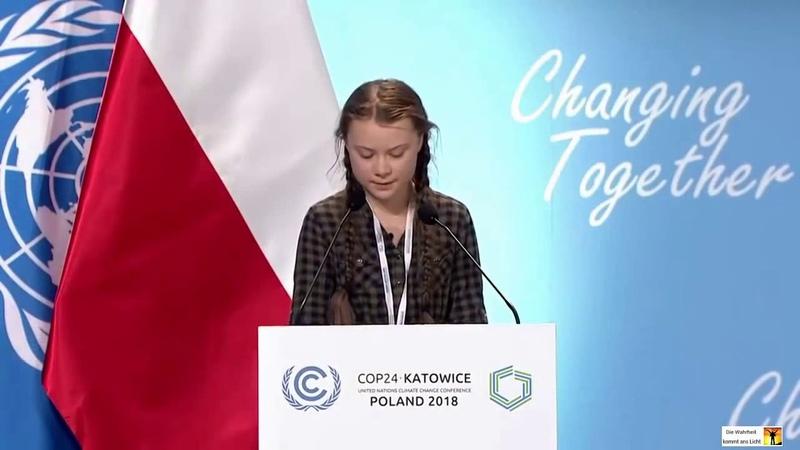 Ist Klima-Greta ein Vorbild, oder Ist das nur eine perfekt geschmierte PR-Kampagne