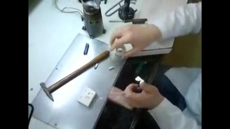 Клинико-лабораторныеэтапыизготовленияштампованнойкоронки