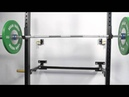 Again Faster® Wall Mounted Folding Power Rack