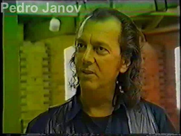 Fantástico: Pedro Bial e a (falsa) terapia do leão - 22/02/1995