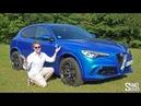 Is the Alfa Romeo Stelvio Quadrifoglio the Ferrari of SUVs? | TEST DRIVE