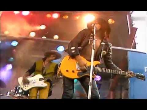 Hanoi Rocks - Up around the bend 1984