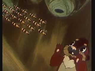 Попался, который кусался (Вячеслав Котёночкин) [1983 г, Мультфильм_Детский_Рисов