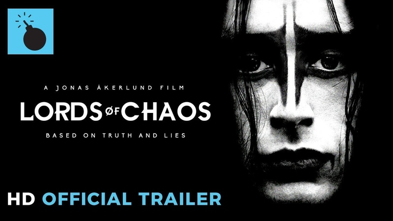Lords of Chaos Official Film Trailer HD