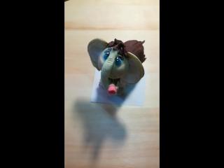 Фигурка мамонтенок