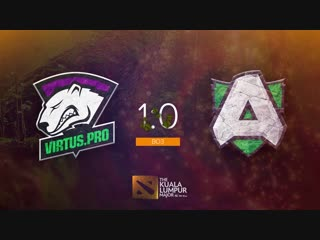 VP vs Alliance 1-0
